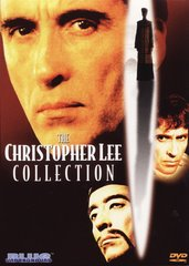 Christopher Lee Collection DVD
