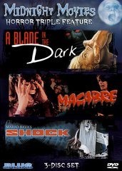Midnight Movies Volume 1: Horror Triple Feature DVD