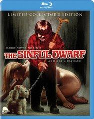 Sinful Dwarf Blu-Ray