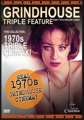 1970's Triple Climax Grindhouse Collection DVD