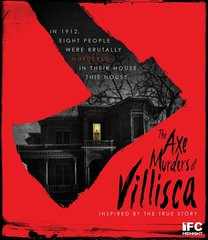 Axe Murders Of Villisca Blu-Ray