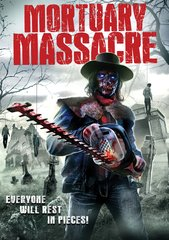 Mortuary Massacre DVD