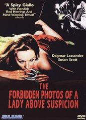 Forbidden Photos Of A Lady Above Suspicion DVD