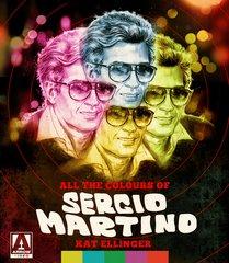 All The Colours Of Sergio Martino Book