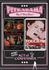 Cry For Cindy / Touch Me / Act Of Confession DVD