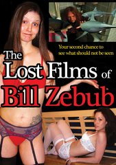 Lost Films Of Bill Zebub DVD