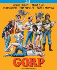 Gorp Blu-Ray