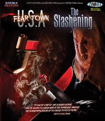 Fear Town USA / The Slashening Blu-Ray