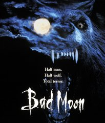 Bad Moon Blu-Ray