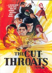 Cut-Throats (Limited Edition) DVD