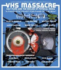 VHS Massacre Blu-Ray