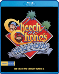 Cheech And Chong's Next Movie Blu-Ray