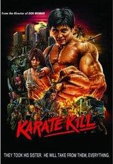 Karate Kill Blu-Ray