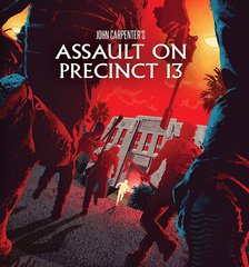 Assault On Precint 13 Blu-Ray Steelbook (Limited Edition)