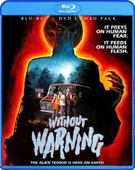 Without Warning Blu-Ray/DVD