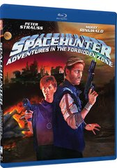 Spacehunter Blu--Ray