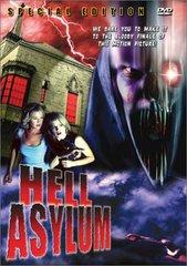 Hell Asylum (Special Edition) DVD