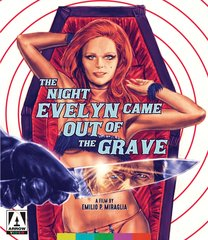 Night Evelyn Came Out Of The Grave Blu-Ray