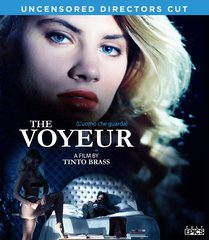 Voyeur Blu-Ray
