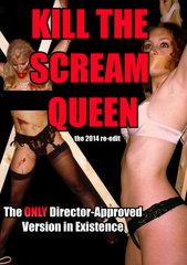 Kill The Scream Queen DVD
