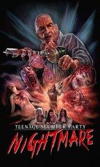 Teenage Slumber Party Nightmare VHS