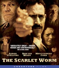 Scarlet Worm Blu-Ray