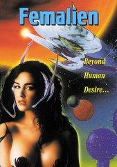 Femailien DVD