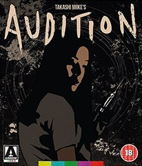 Audition UK Blu-Ray Steelbook (REGION B)