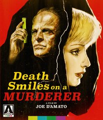 Death Smiles On A Murderer Blu-Ray