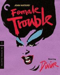 Female Trouble Blu-Ray