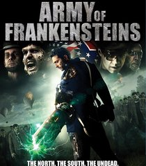 Army Of Frankensteins Blu-Ray