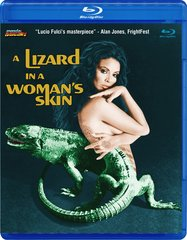 Lizard In A Woman's Skin Blu-Ray