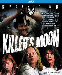 Killer's Moon Blu-Ray