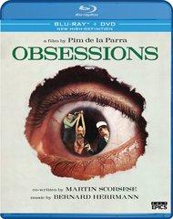 Obsessions Blu-Ray/DVD