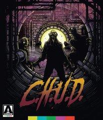 CHUD Blu-Ray/DVD