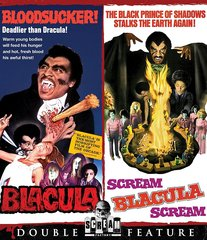 Blacula / Scream Blacula Scream Blu-Ray