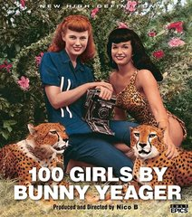 100 Girls By Bunny Yeager Blu-Ray