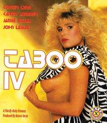 Taboo IV Blu-Ray/DVD