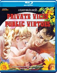 Private Vices Public Virtues Blu-Ray