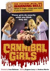 Cannibal Girls DVD