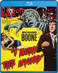 I Bury The Living Blu-Ray