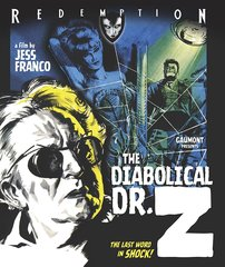 Diabolical Dr Z Blu-Ray