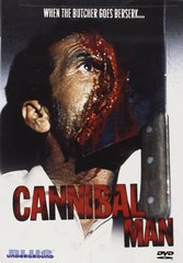 Cannibal Man DVD