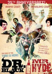 Dr Black Mr Hyde DVD