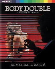 Body Double Blu-Ray (Region Free)