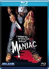 Maniac Blu-Ray