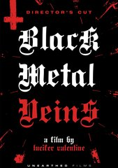 Black Metal Veins (Uncut and Uncensored) DVD