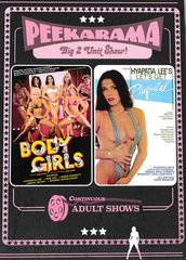 Body Girls / Let's Get Physical DVD