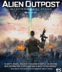 Alien Outpost Blu-Ray