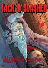Jack O Slasher DVD